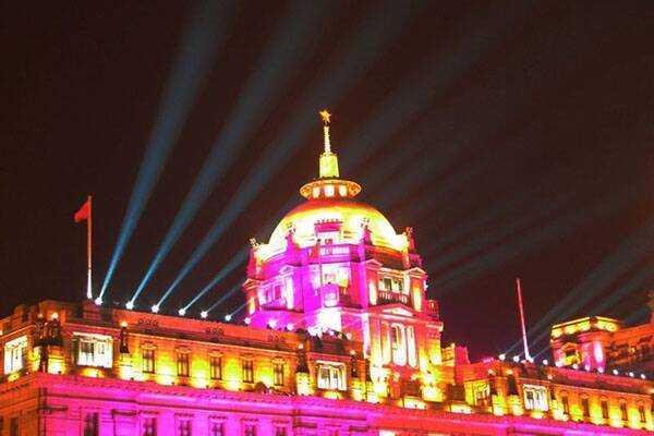 美国费城中国彩灯节